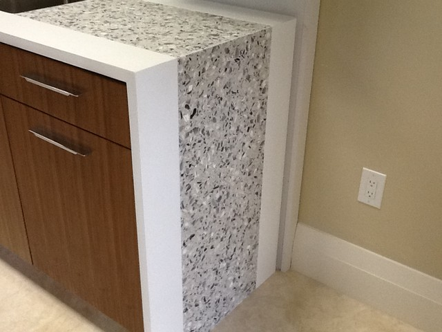 tile kitchen countertops vetrazzo amethystos amp pompeii quartz white 2759