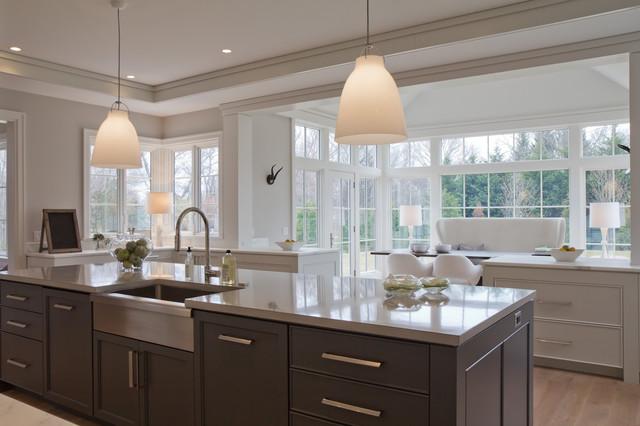 Vicente Burin Architects farmhouse-kitchen