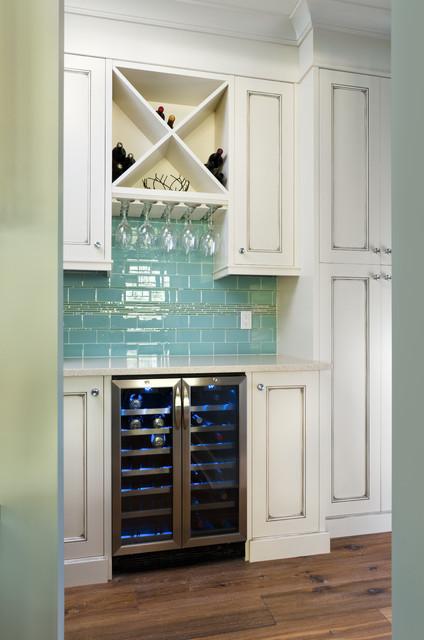 Victoria Bc Luxury Craftsman Traditional Kitchen