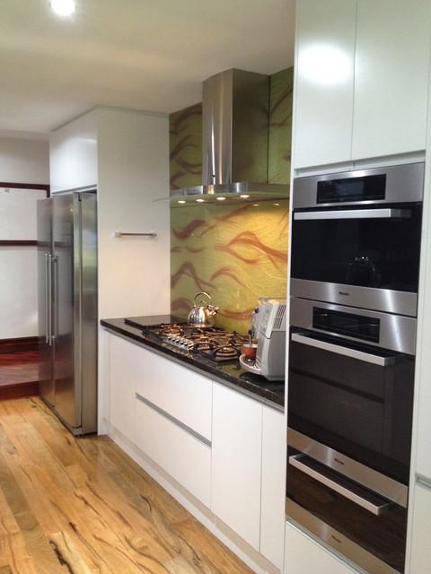 Victoria Park contemporary-kitchen