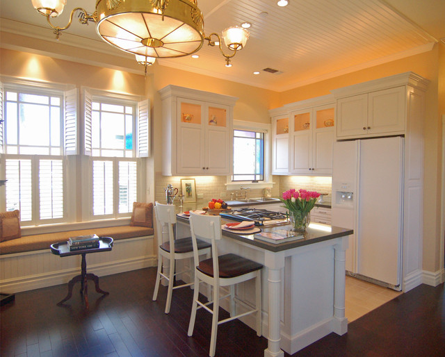 2015 photos victorian carriage house traditional for Carriage house kitchen cabinets