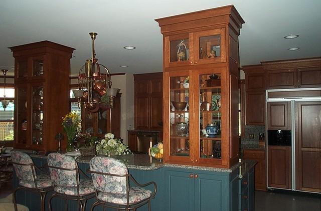 Victorian Home, Denver - Kitchen - denver - by Dwyer Construction ...