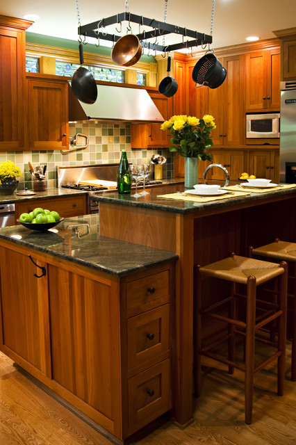 Historic Victorian Kitchen Cabinets An Important Element: Kitchen Remodel Of Old Victorian Home.