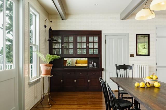 Victorian kitchen traditional kitchen portland by for Traditional victorian kitchen designs