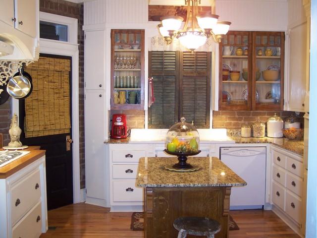 Victorian kitchen remodel