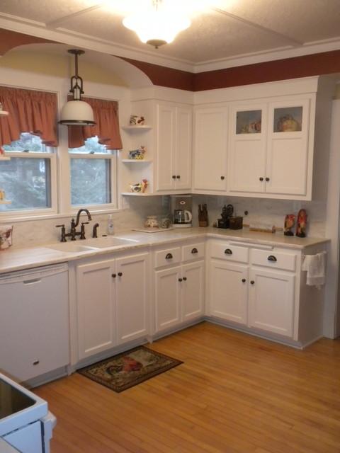 Victorian kitchen remodel traditional kitchen other for Traditional victorian kitchen designs