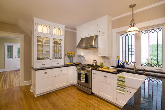 Victorian Period Home Kitchen Renovation, Maplewood, NJ ...