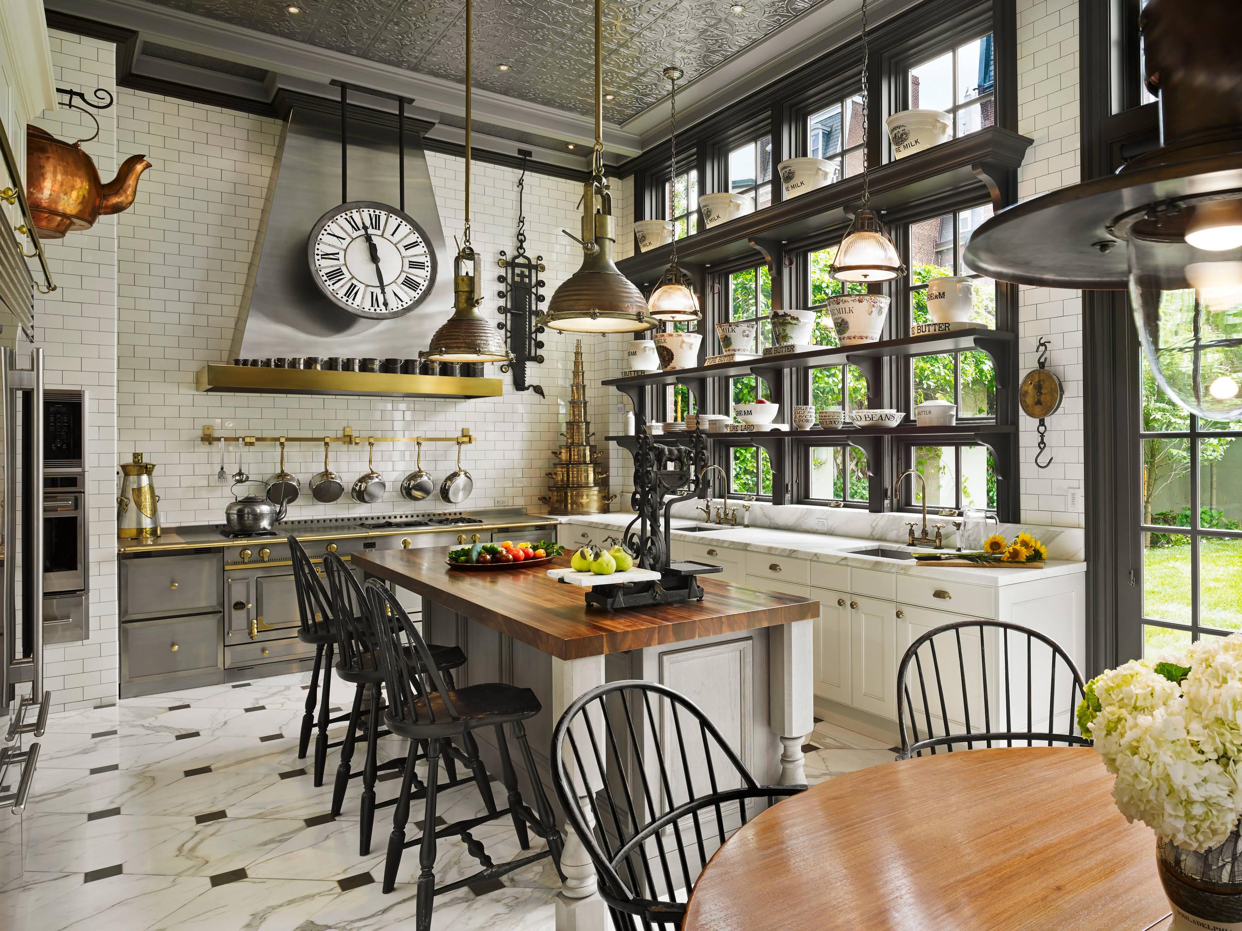 9 Beautiful Victorian Kitchen Pictures & Ideas   June, 9   Houzz