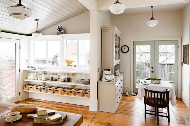 Victorian Resurrection - Transitional - Kitchen - Portland - by ...