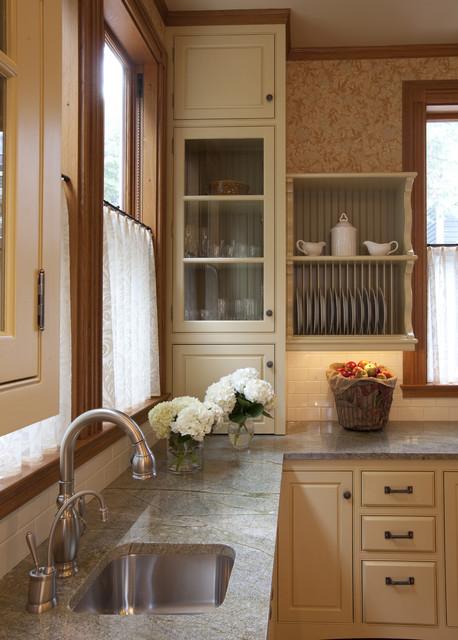 Victorian Splendor traditional-kitchen