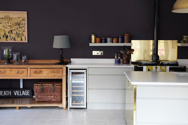 Victorian terrace contemporary kitchen london by for Kitchen ideas victorian terrace