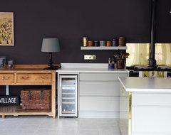 Victorian Terrace contemporary-kitchen