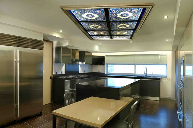 Vidalta apartment contemporary-kitchen