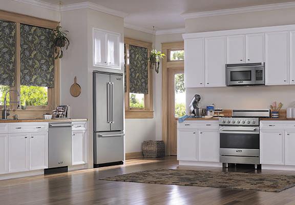 Viking 3 Series Appliances - Craftsman - Kitchen - Jackson ...
