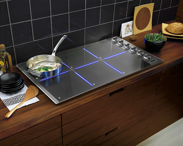 viking 36 all induction cooktop cooktops los angeles. Black Bedroom Furniture Sets. Home Design Ideas