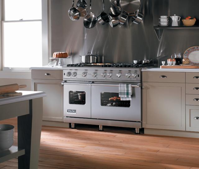 Viking Kitchen Appliances Transitional Kitchen Los