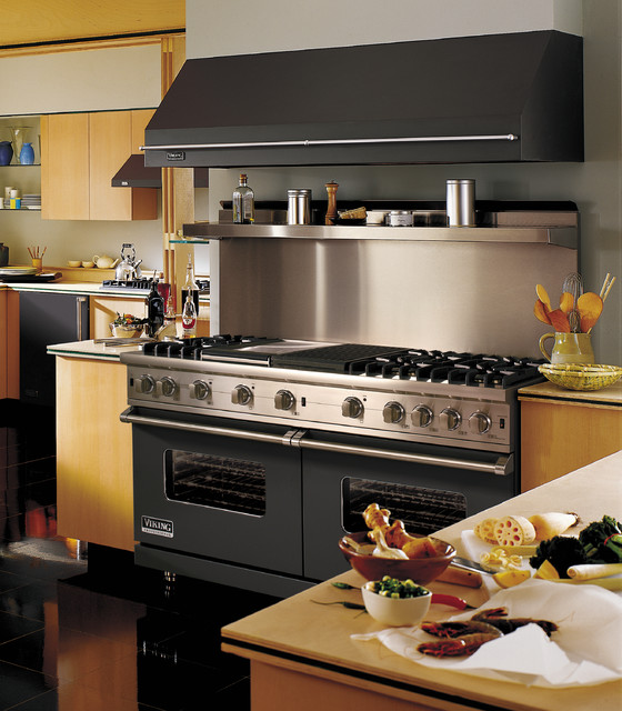 Viking Kitchen Appliances - Contemporary - Kitchen - Los Angeles ...