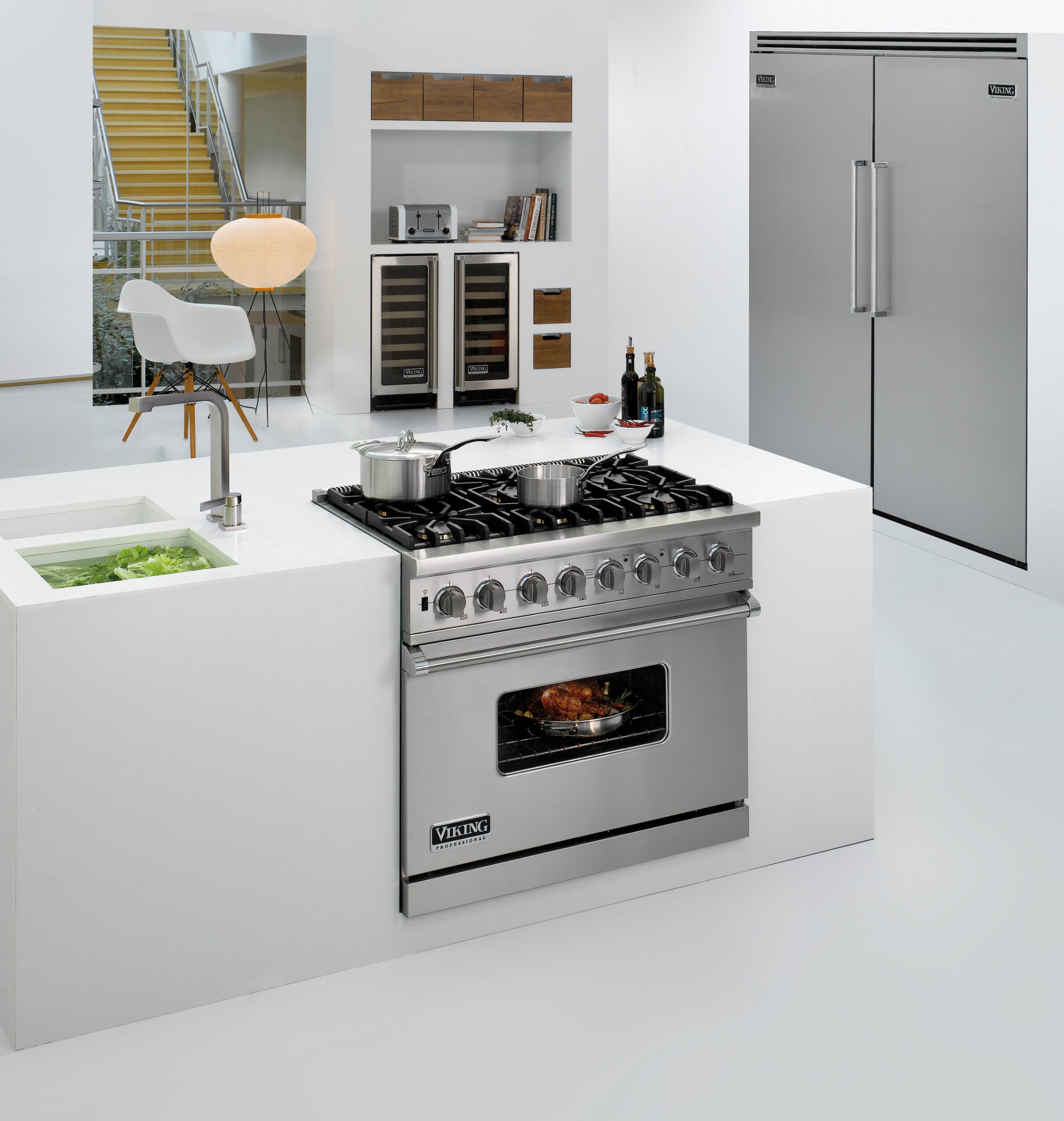Viking Kitchen Houzz