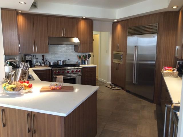 Villa avenue whole house renovation contemporary for Interior design companies edmonton