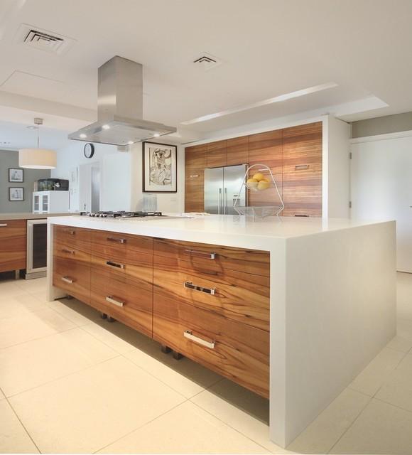 Villa Kitchen Green Community Dubai Contemporary Kitchen Other By London Design