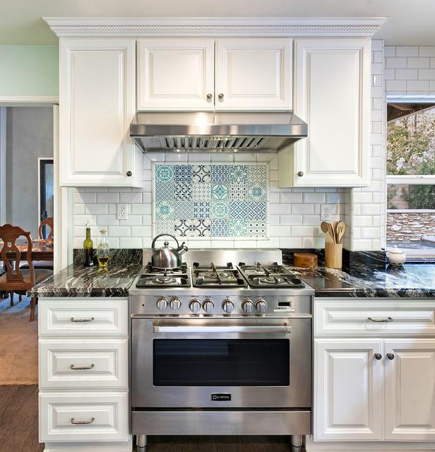 Villa Park Kitchen - Traditional - Kitchen - Orange County - by ...