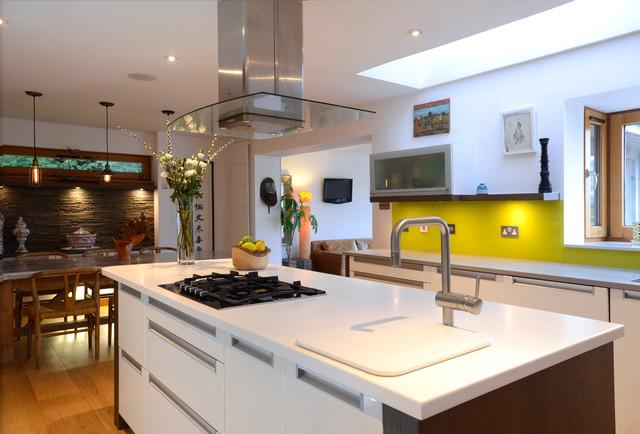 Villa scotland asian kitchen edinburgh by for Kitchen ideas edinburgh