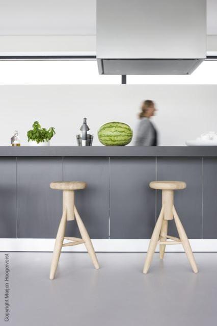 Villa Zwaanshoek contemporary-kitchen