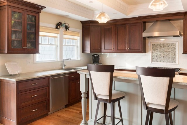 Village at South River | Custom Traditional Kitchen traditional-kitchen