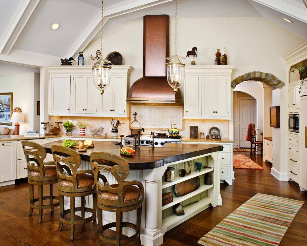 Inspiration for a timeless kitchen remodel in Philadelphia