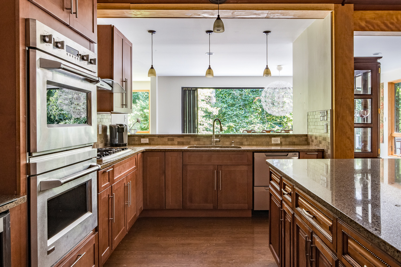 Villanova Modern Home | Design: Bloomfield Architects