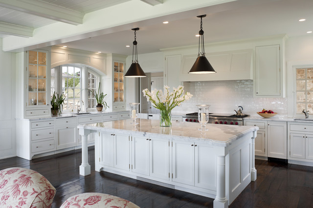 Villanova Residence - kitchen farmhouse-kitchen