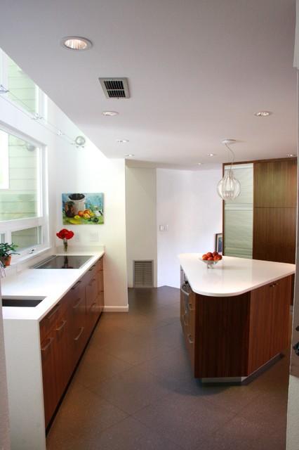 Vineyard Mountain Remodel contemporary-kitchen