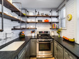 eclectic kitchen New This Week: 3 Modern Kitchens With Something Special (9 photos)