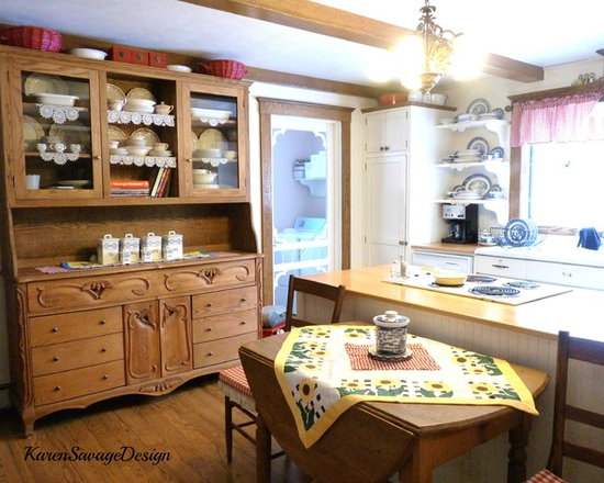French Country Farmhouse Kitchen Home Design Ideas Pictures Remodel