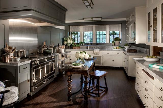 Vintage Kitchen Makeover Greystone Mansion Beverly Hills