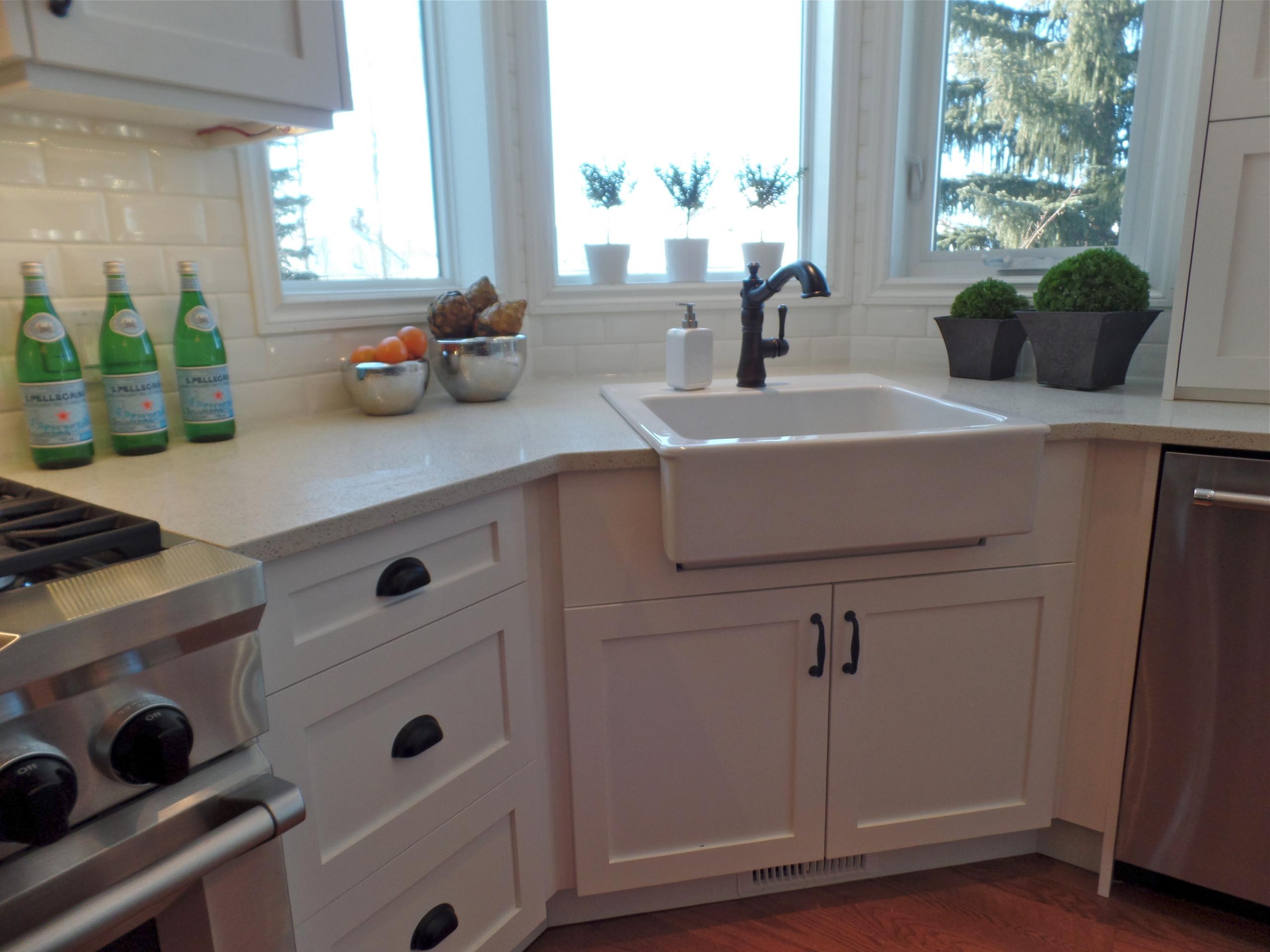Vintage Kitchen Remodel