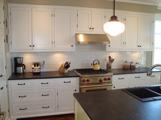 Vintage Style Kitchen Farmhouse Kitchen Vancouver