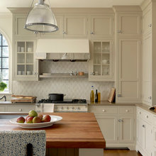 Vintage Tudor Remodel and Addition St Louis  MO