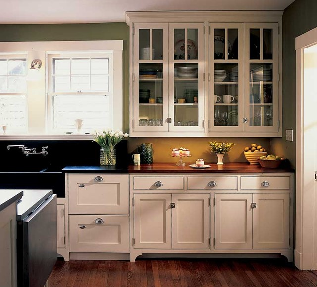 Vintage unfitted kitchen design for Fitted kitchen companies