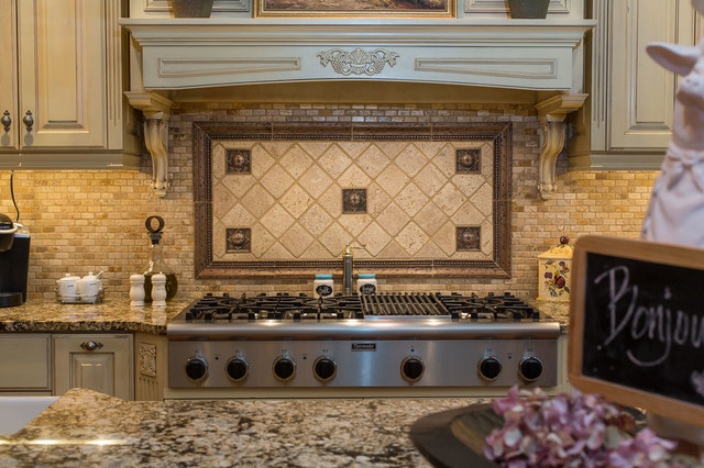 Virginia Beach French Influences Kitchen Other By Eubank Design Concepts