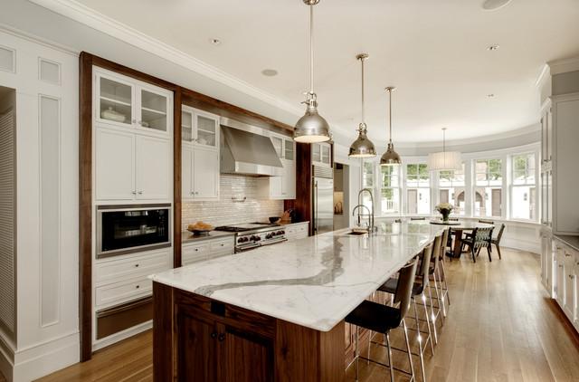 VIRGINIA BEACH RESIDENCE contemporary-kitchen