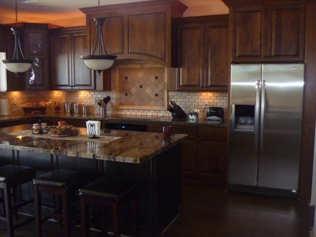 Virgo kitchen