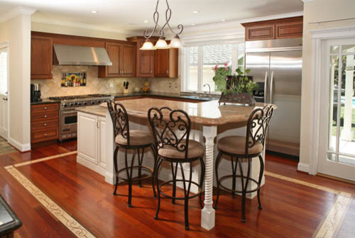 Viro House traditional-kitchen