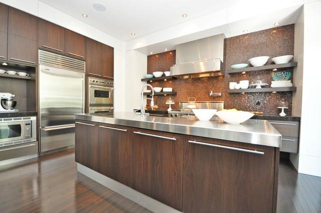 Virtual Tours - London Ontario contemporary-kitchen