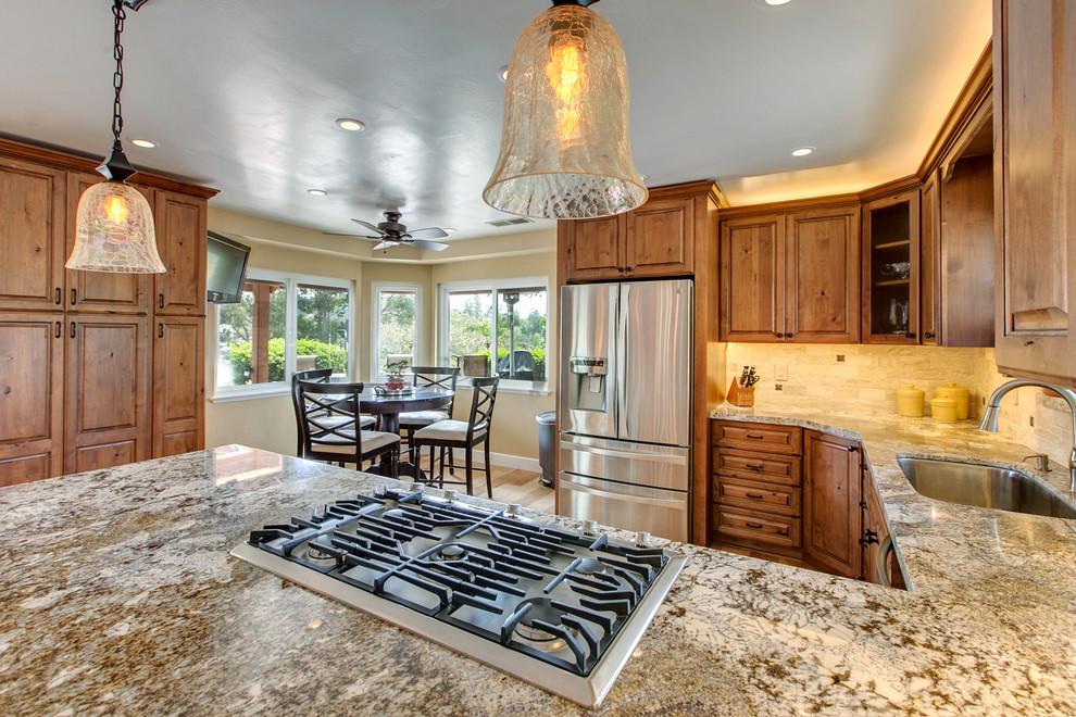 Vista Hills - Traditional - Kitchen - San Diego - by ...