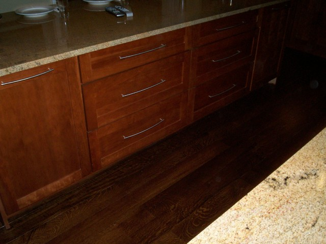 vista total renovation traditional-kitchen