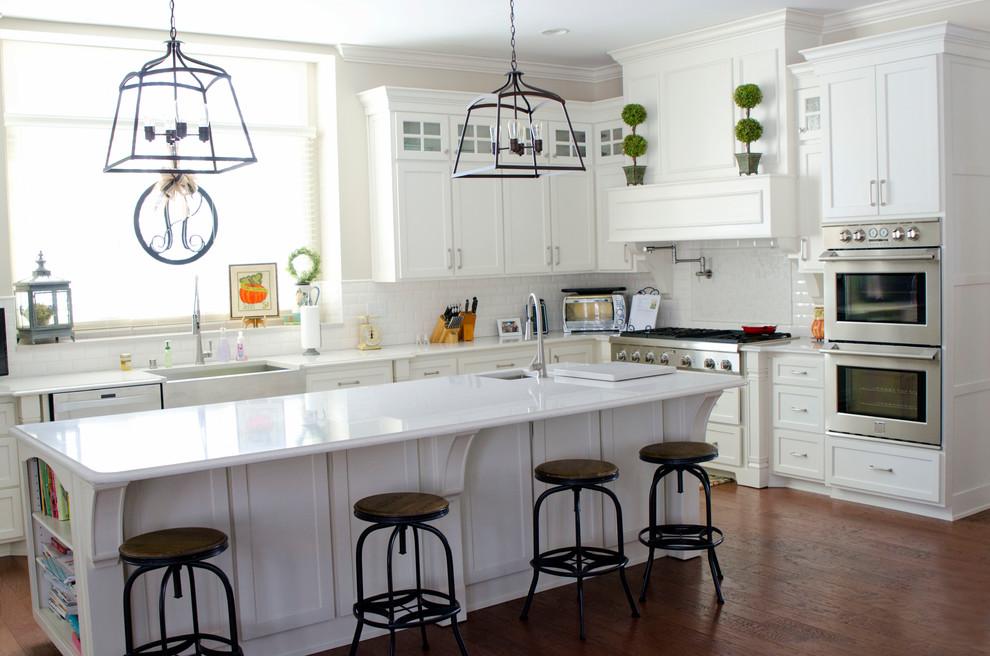 Vittitow Cabinets Work - Farmhouse - Kitchen - Louisville ...