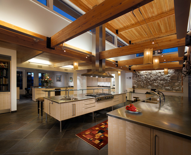 Vogels Residence Contemporary Kitchen Denver By