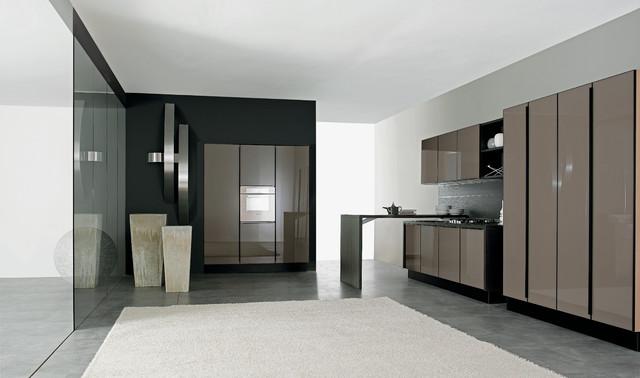 Volare Kitchen by Aran Cucine modern-kitchen