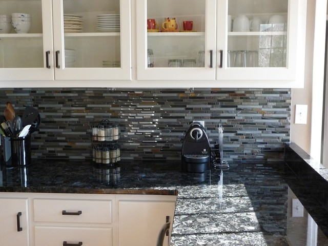 Blue Countertops  Traditional  Kitchen  Cincinnati  by The Stone